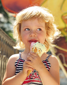 The creamy chemicals in ice cream harm your gut health