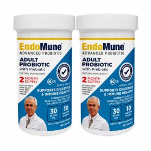 EndoMune Adult Probiotic Bottles