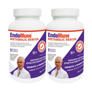 EndoMune Metabolic Rescue Bottles
