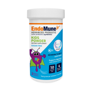EndoMune capsule bottle